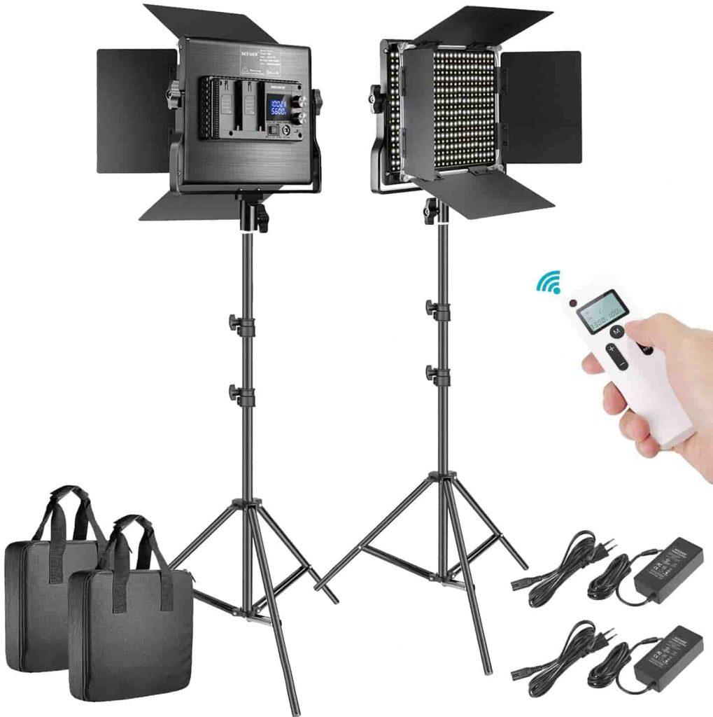 faretti per videomaker