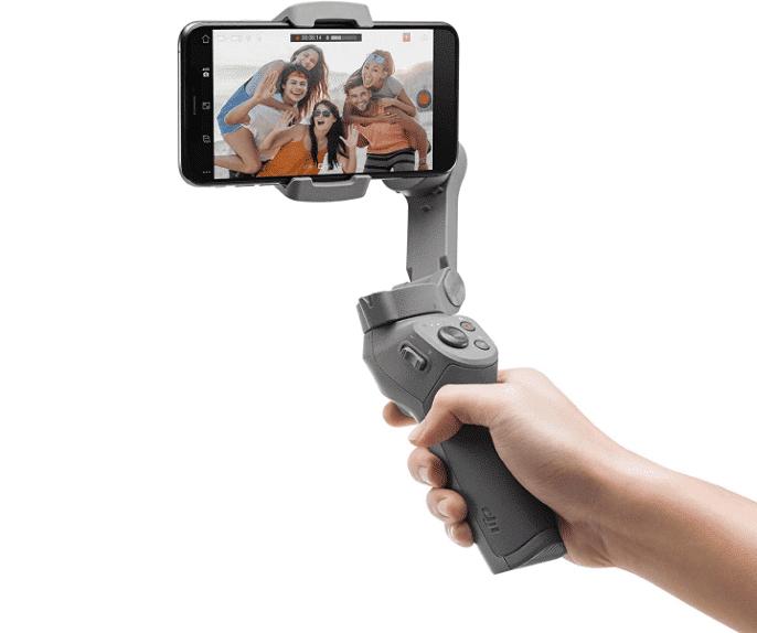 stabilizzatori Gimbal per smartphone